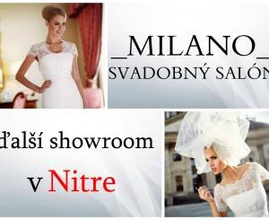 53e670a84390 Nový svadobný salón už aj v Nitre!